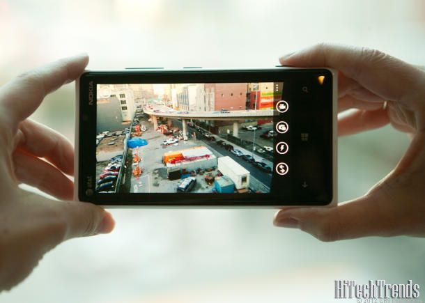 Nokia Lumia 920 : the Luminating