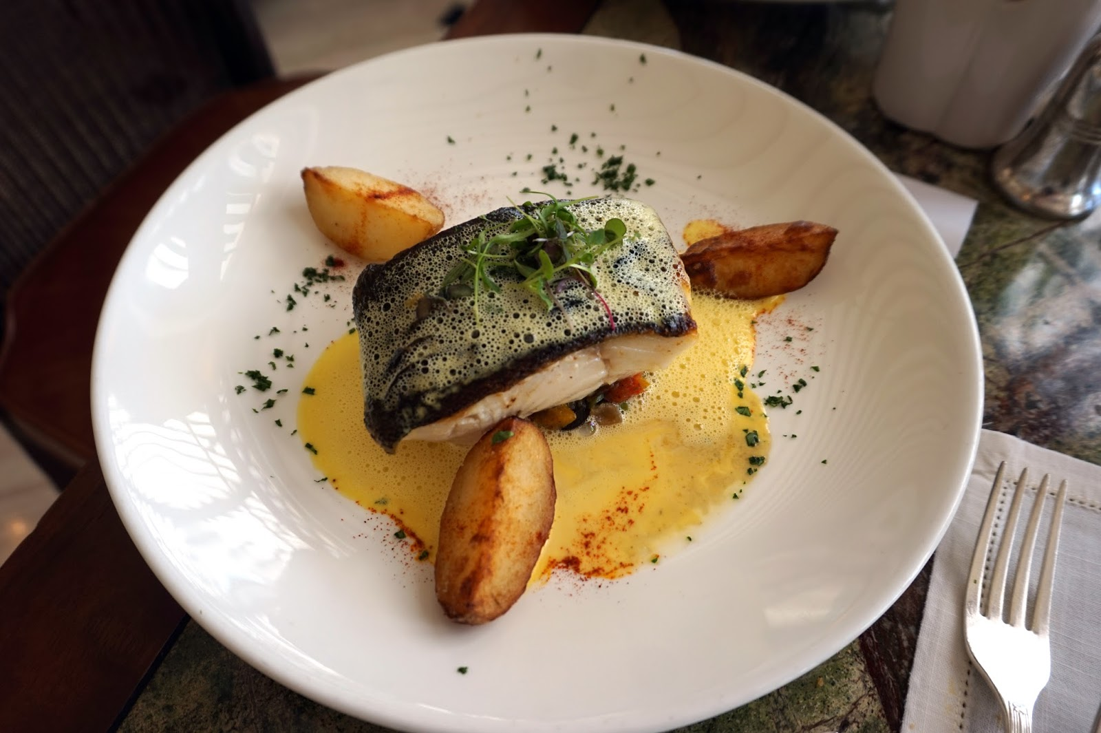 Cape Cod Sunday Brunch Part - 49: The Verandah Hong Kong Repulse Bay Brunch Food Lunch Buffet Grilled Cod