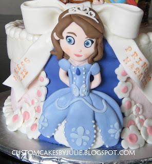 Sofia Cake Decorations Uk