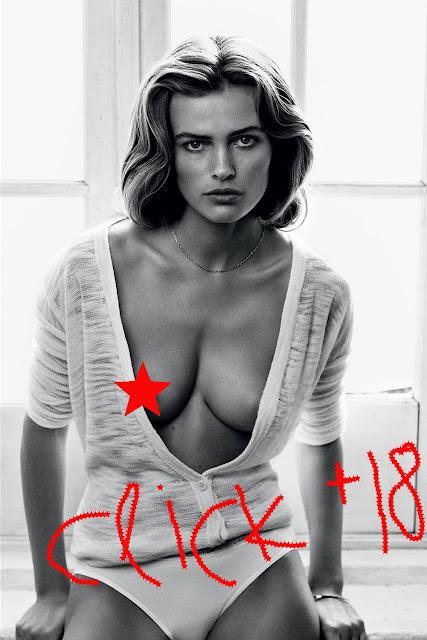 Edita Vilkeviciute se desnuda