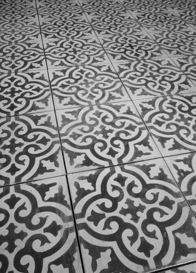 marrakesh design voltaire svartvit