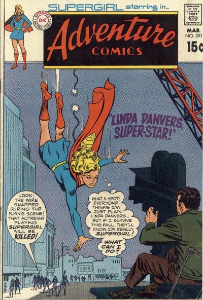 ann supergirl Erotic douglas adventures of
