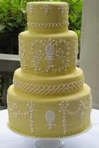 Martha Stewart Royal Wedding Cake