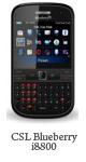 Spesifikasi CSL Blueberry i8800