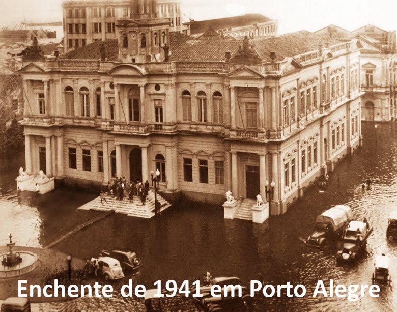 Enchente de 1941 em Porto Alegre