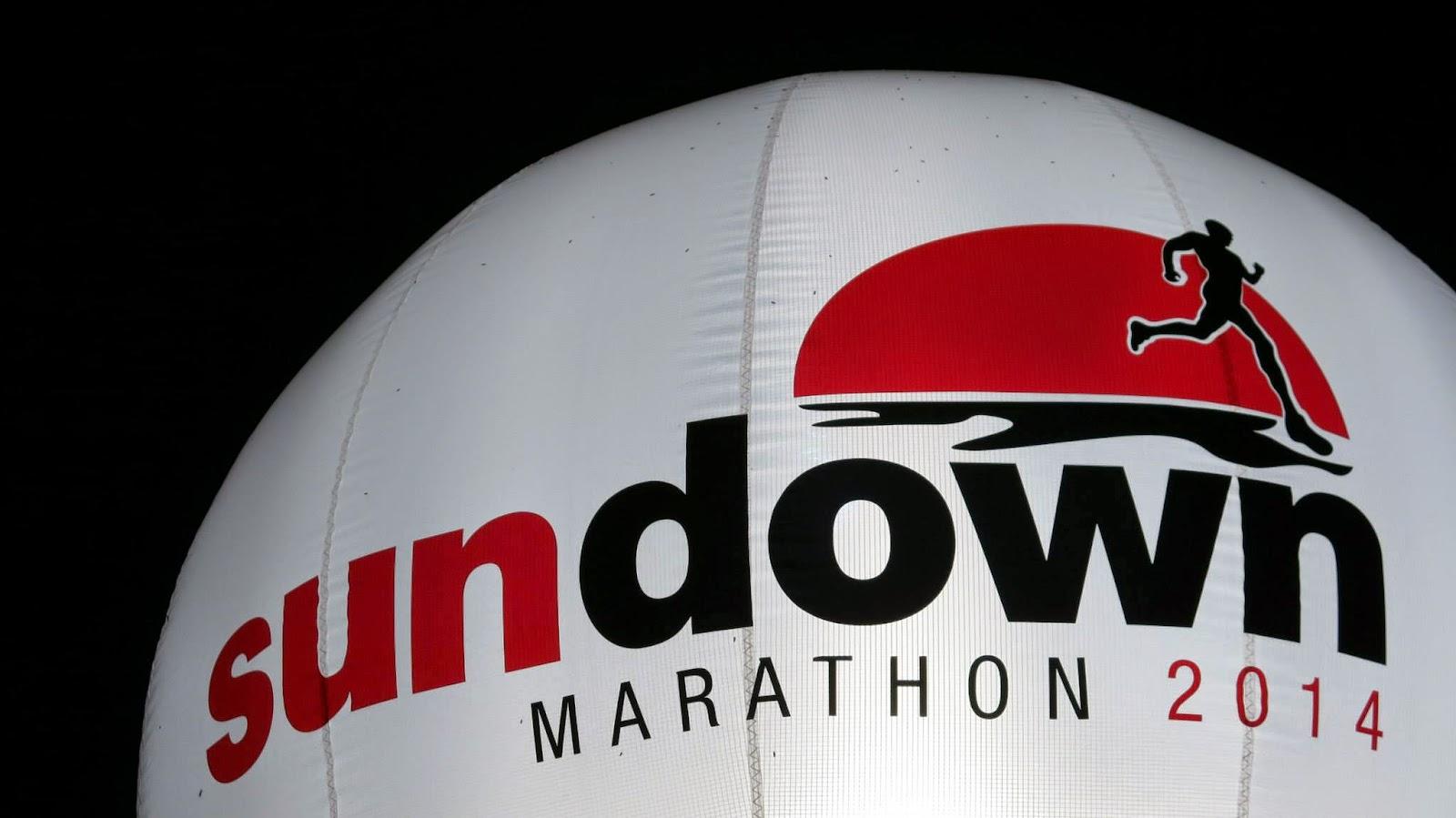 Sundown Marathon  2014 – Sundown Runners Rocked The Night!