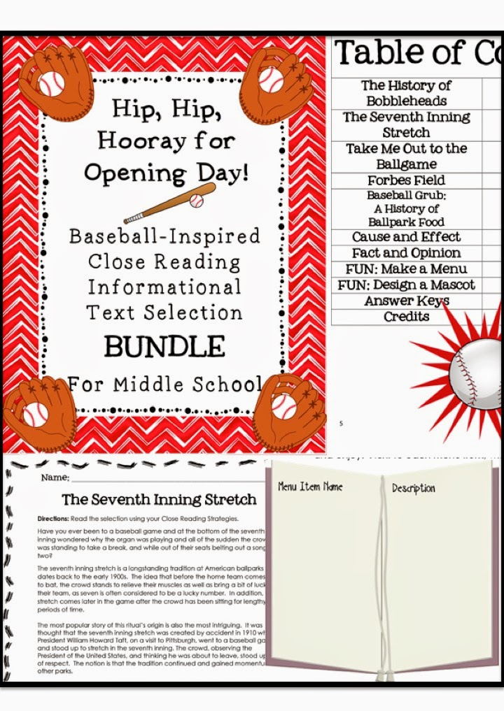 http://www.buysellteach.com/Product-Detail/2303/baseball-close-reading-informational-text-bundle-for-middle-school