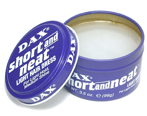 DAX Short & Neat Pomade