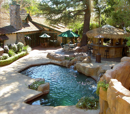 Backyard oasis ideas specs price release date redesign for Small backyard oasis