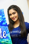 Adah Sharma photos at Peta event-thumbnail-5