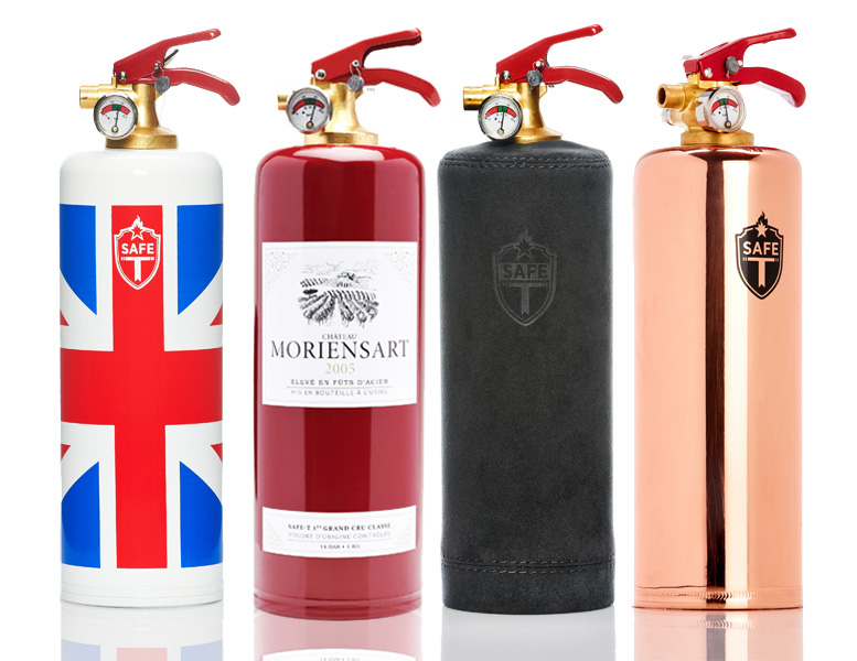 Decorative Fire Extinguisher extinguishers you can get fired up about. safe-t designer fire
