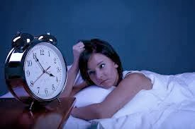 Penderita Insomnia