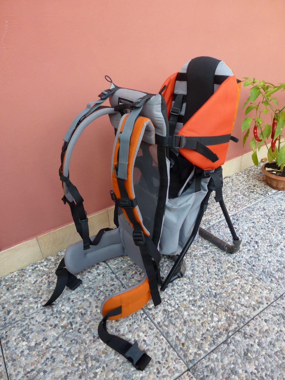 Montagna trekking alpinismo avventura emozioni zaino - Zaino trekking porta bimbo ...