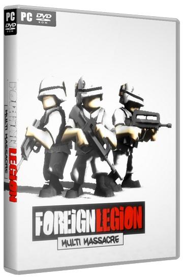 ���� ������ ������ �� ����� �������� Foreign Legion Multi Massacre 2012