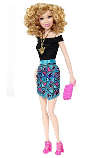 Barbie Fashionistas Nikki - 2015