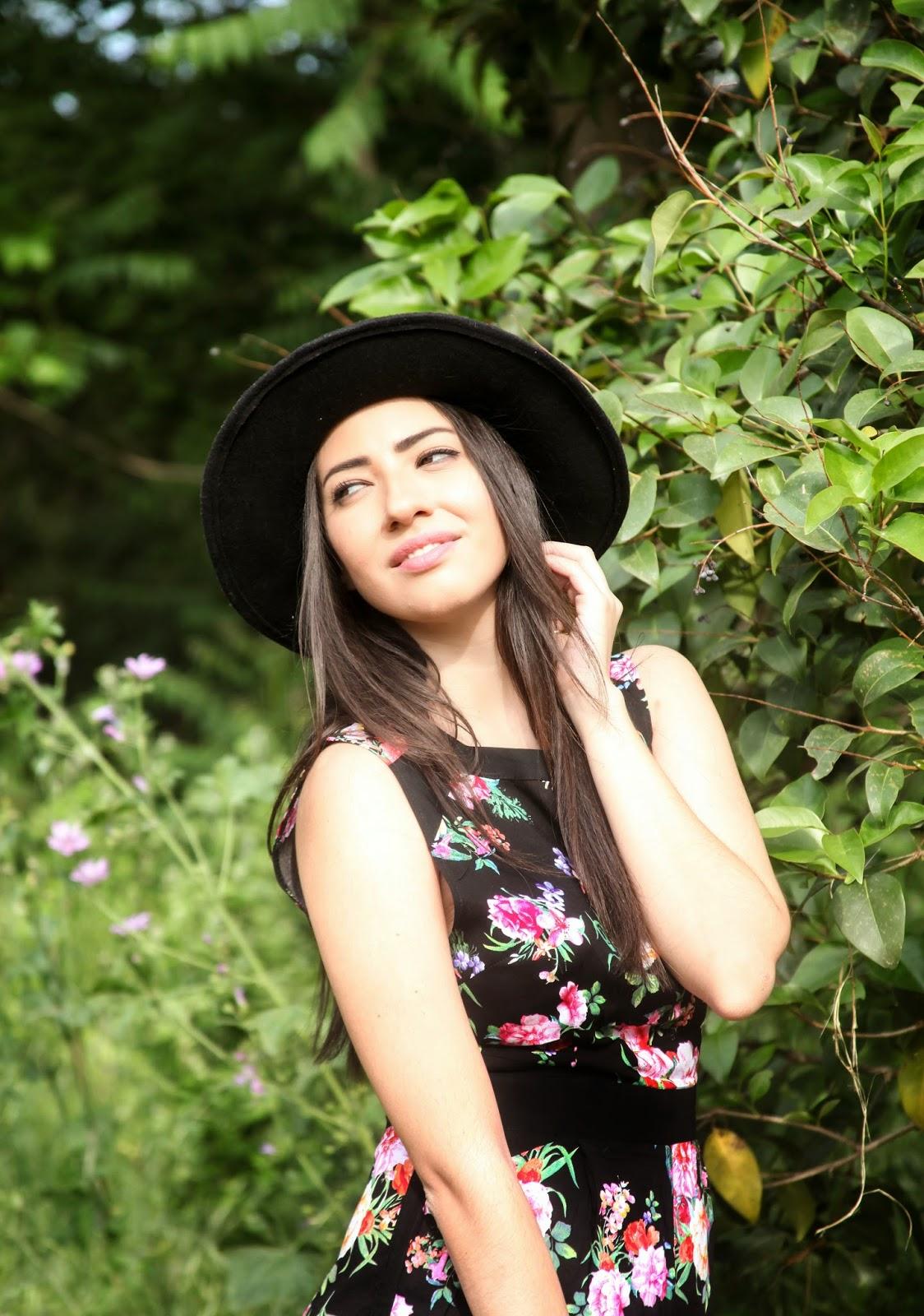#Floral #Girl #Model #Fashionblogger #Christyandthecity