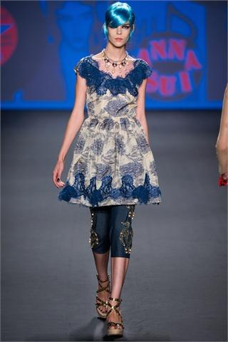Anna Sui S/S 2013
