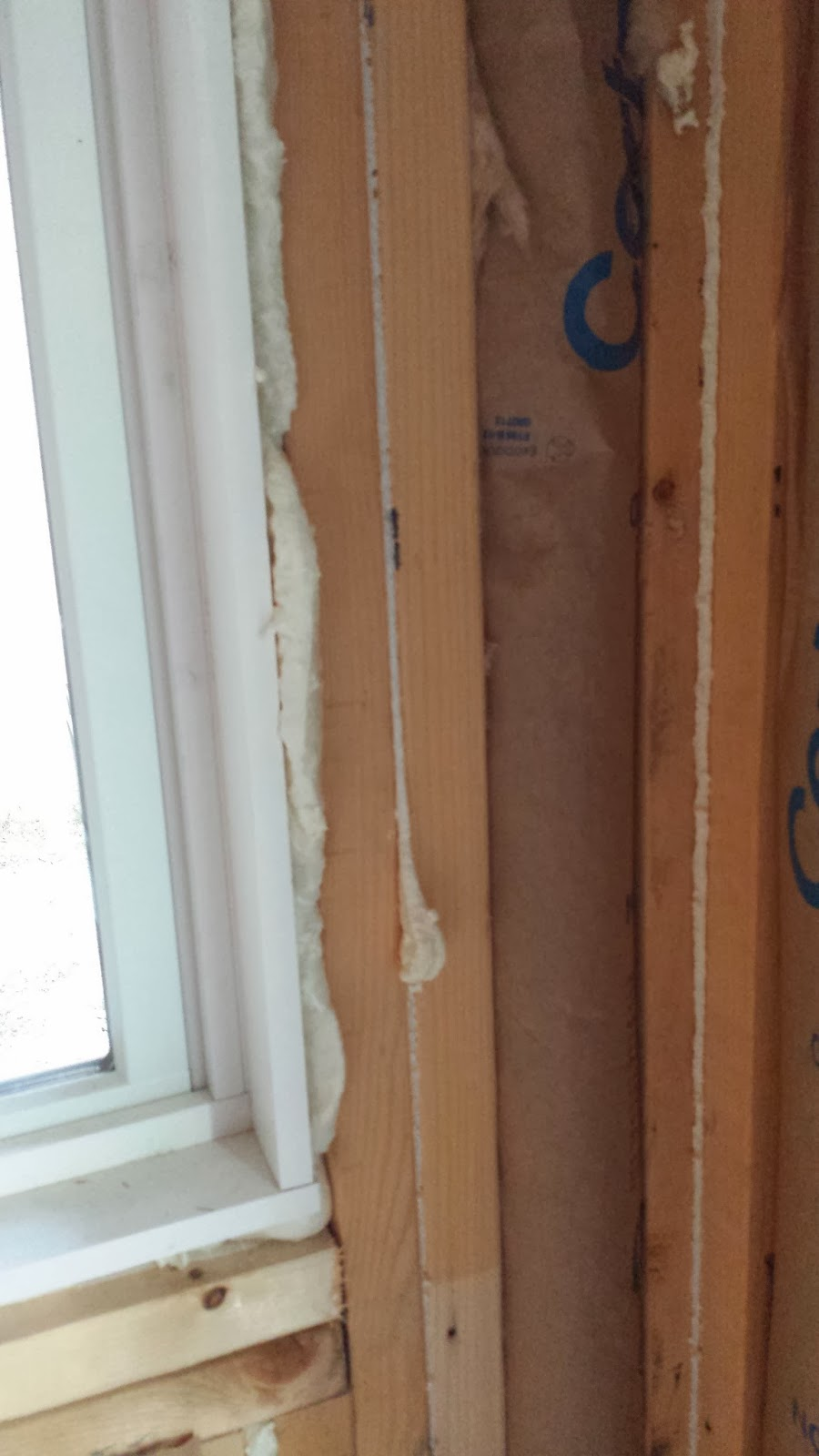 The impatient home builder wrapping up the insulation for What insulation to use in 2x6 walls