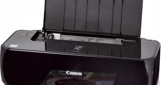 Printer Canon Pixma Macet Lampu Berkedip