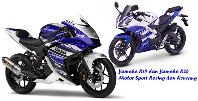 Yamaha R15 dan Yamaha R25 Motor Sport Racing dan Kencang, Yamaha R25 Indonesia, Spesifikasi Yamaha R25, harga yamaha R15 Indonesia