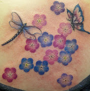 Cool and Beautiful 3D Dragonfly Tattoo (dragonfly tattoo tattoosphotogallery)