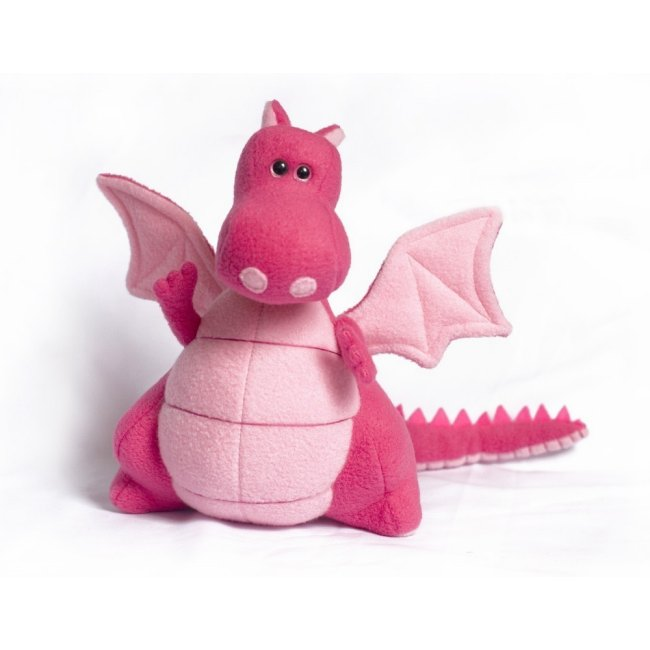 yoki pink dragon sewing kit Sewing Project Kits