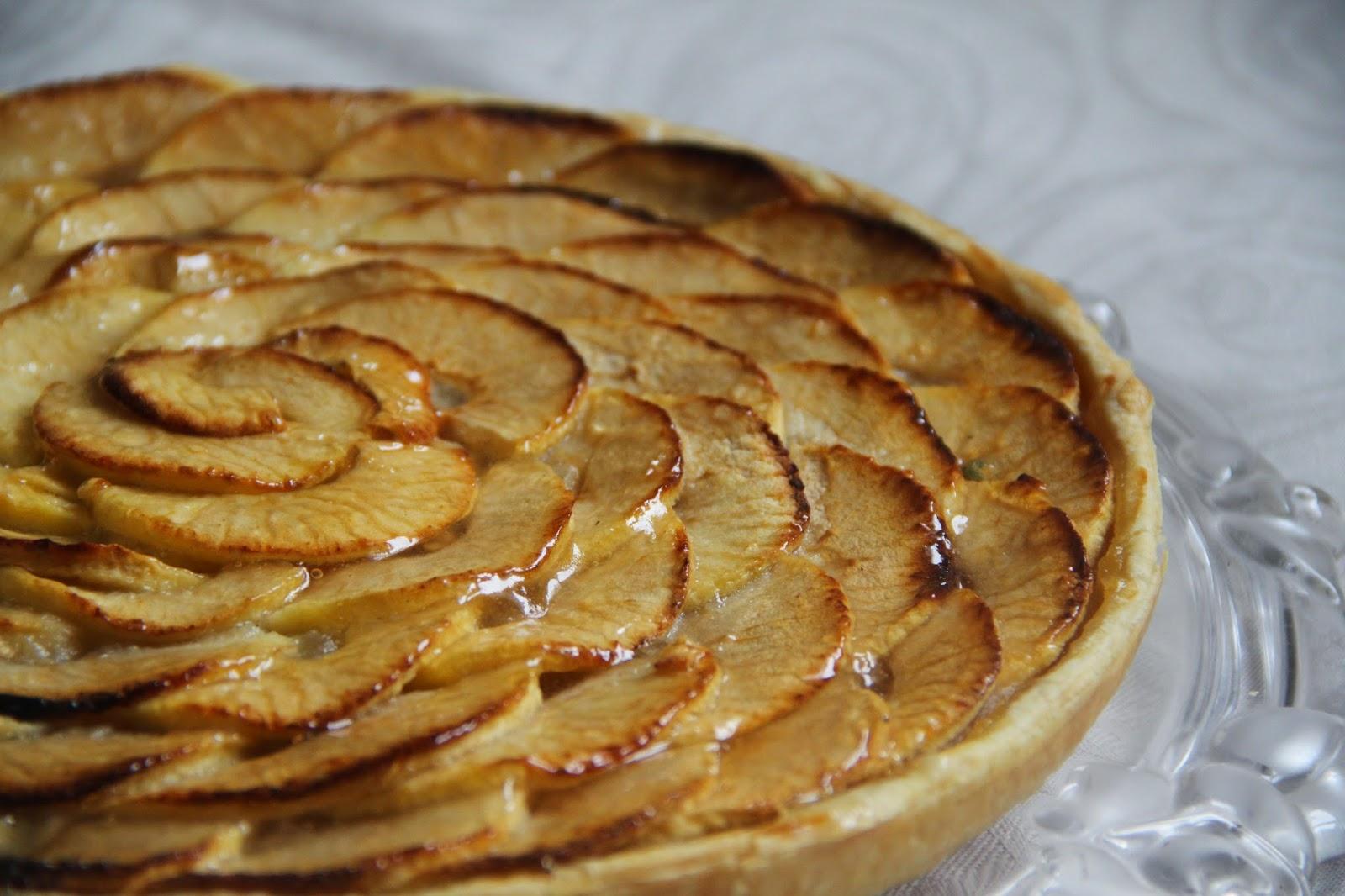 Ma belle p tisserie tarte aux pommes et la compote de pommes - Dessin de tarte aux pommes ...