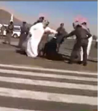 saudi woman beheaded