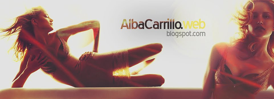 Web Oficial - Alba Carrillo