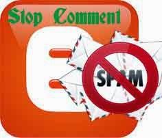 Cara Menghilangkan Link Hidup Di Kolom Komentar Blogger
