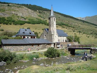 Santuario de Montgarri - que visitar