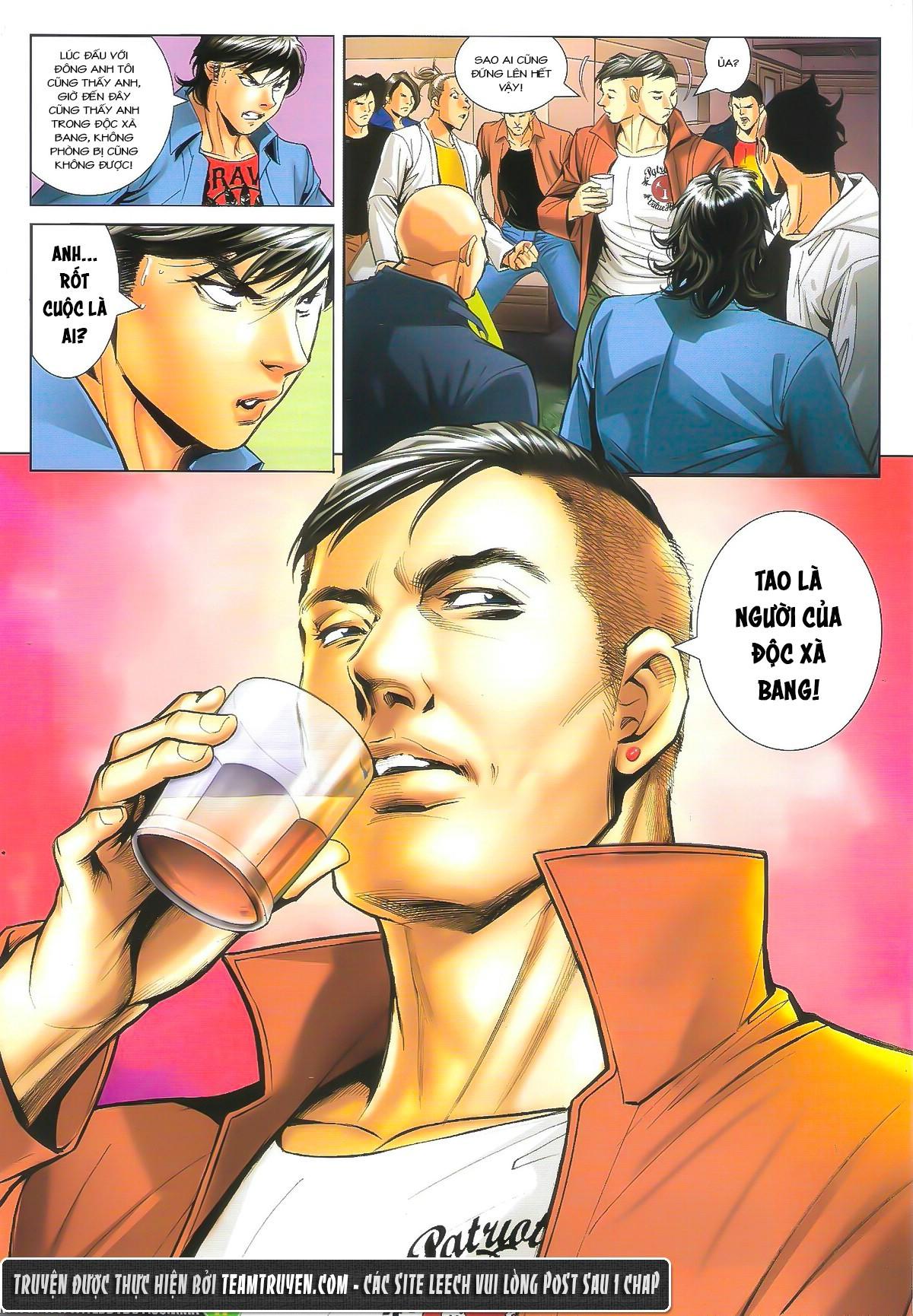 Người Trong Giang Hồ Chap 1610 - Next Chap 1611
