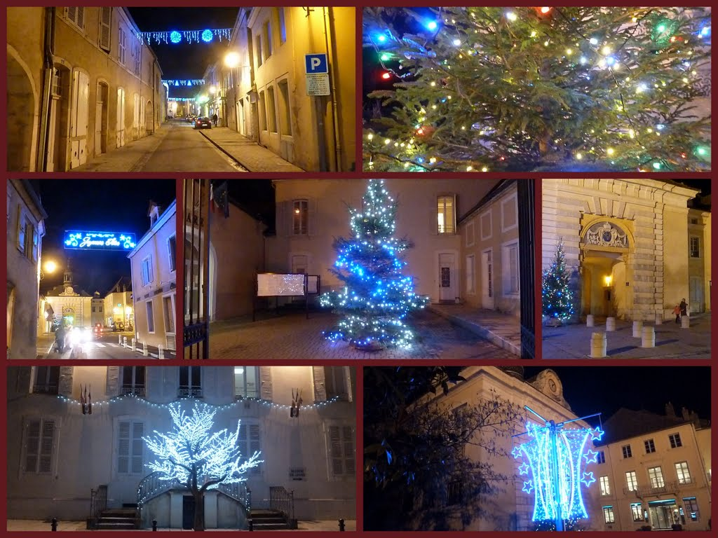 Mairie de givry d cembre 2011 for Decoration lumignon 8 decembre