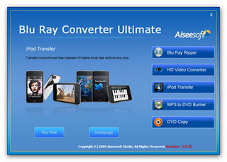 Aiseesoft Blu-Ray Converter Ultimate 6.3.76 Full Version
