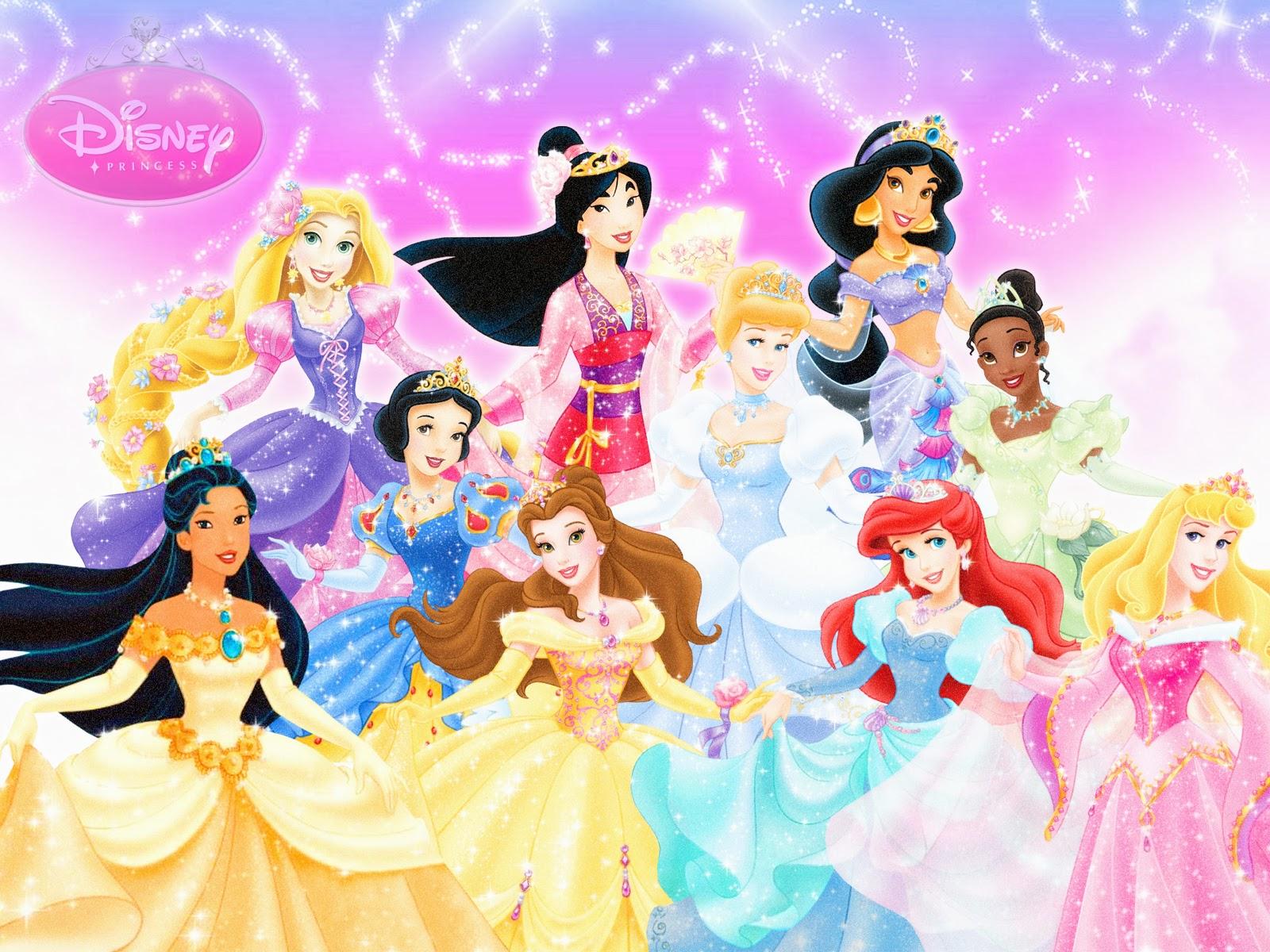 Disney Princess HD Wallpapers Free Download