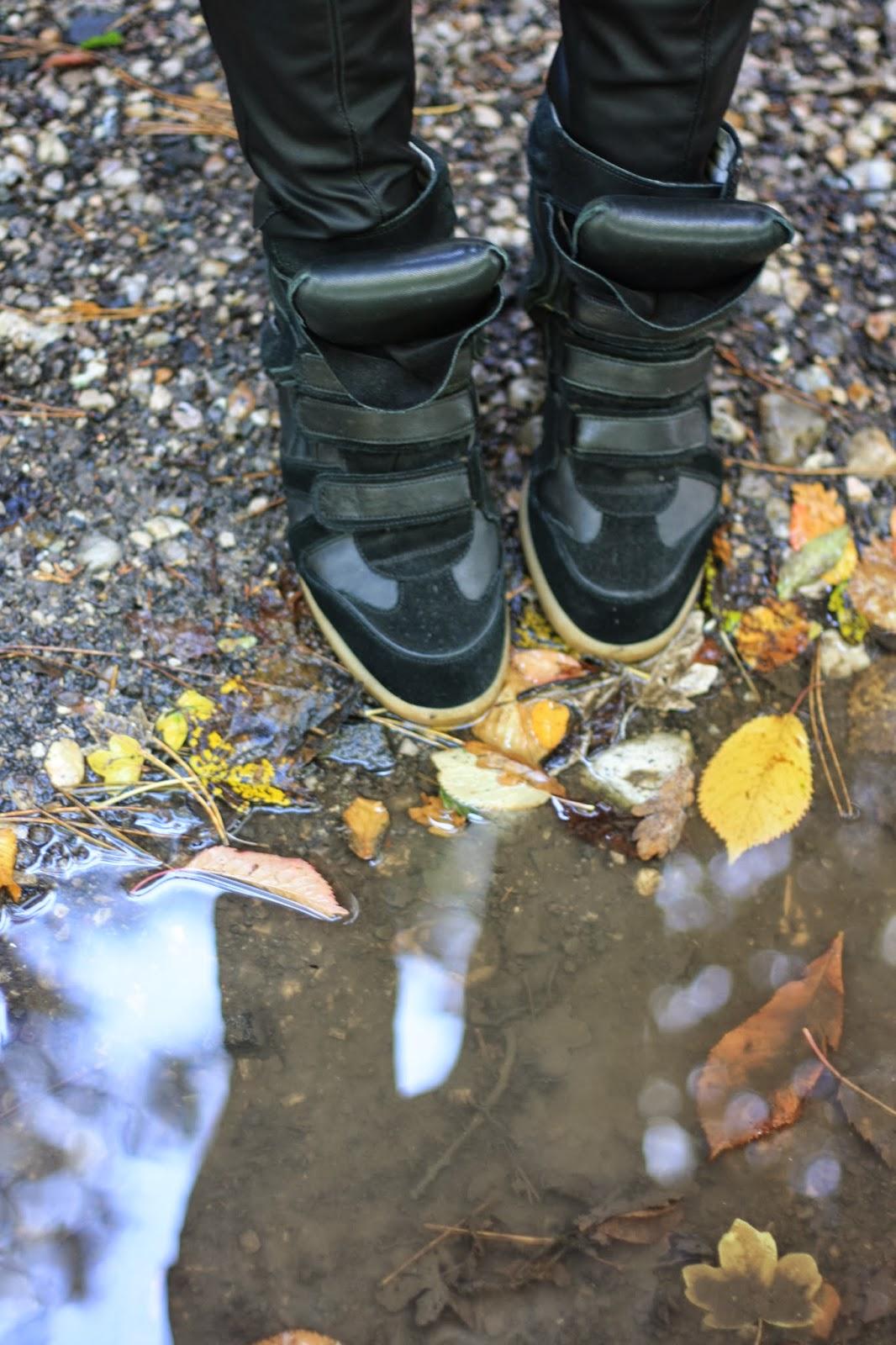 sneakers noires isabel marant