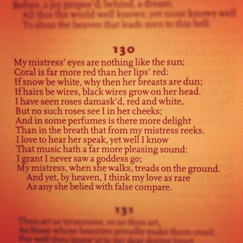 Shakespeare sonnets essay topics