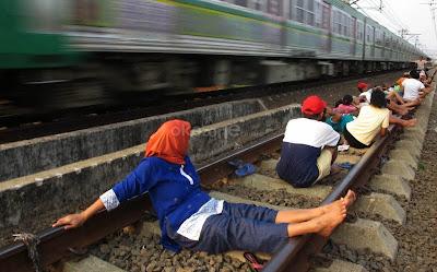terapi rel kereta api