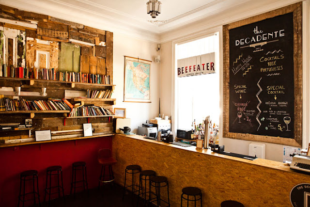 The Decadente Restaurant, Lissabon, Foto: Shanna Jones