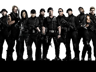 Expendables 2 Team HD Wallpaper