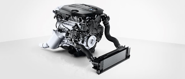 2012-BMW 3-Series-BMW-328i-ENGINE