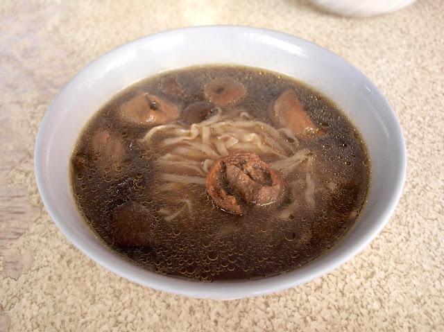 台南西港蓮華素食(菜粽) 當歸麵