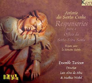 Antonio dos Santos Cunha - Responsorios