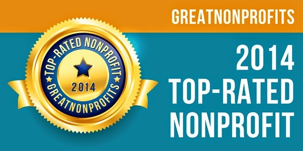LostNMissing Inc has earned the 2014 GreatNonprofit Award
