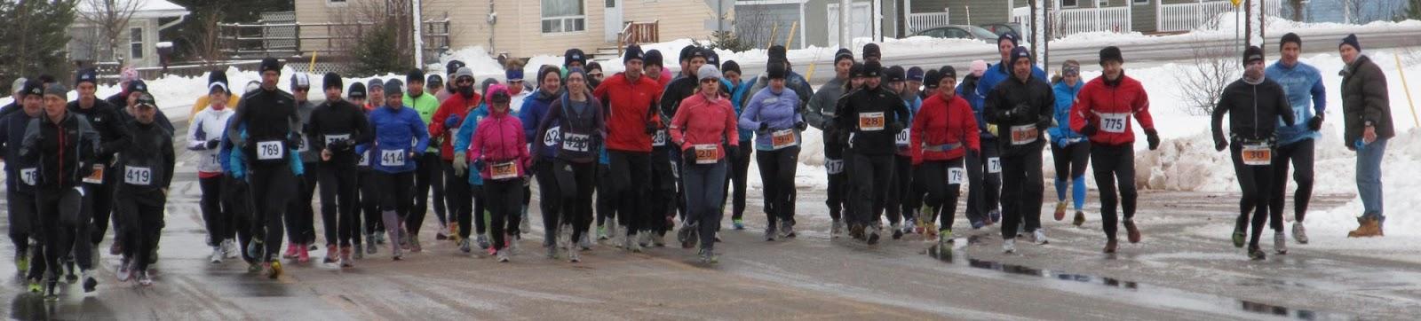 Runman: March 2013