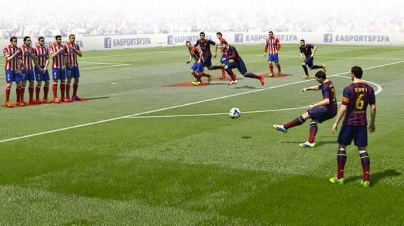 Novedades del FIFA 15
