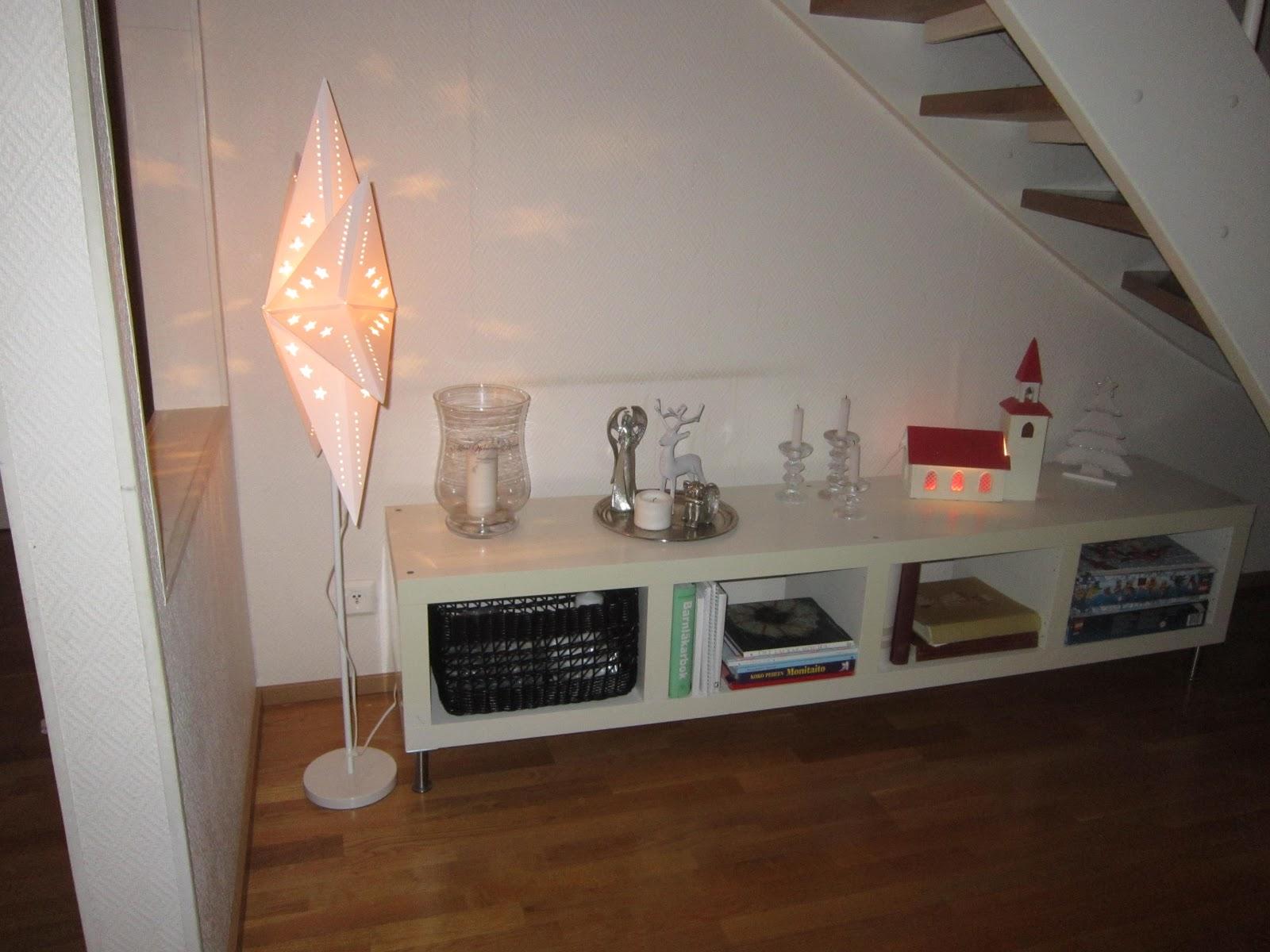 Lindas blogg: jul i vårt hus