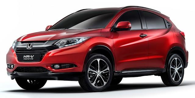 Mobil Honda HR-V Laku Padahal Pasar Lagi Lesu