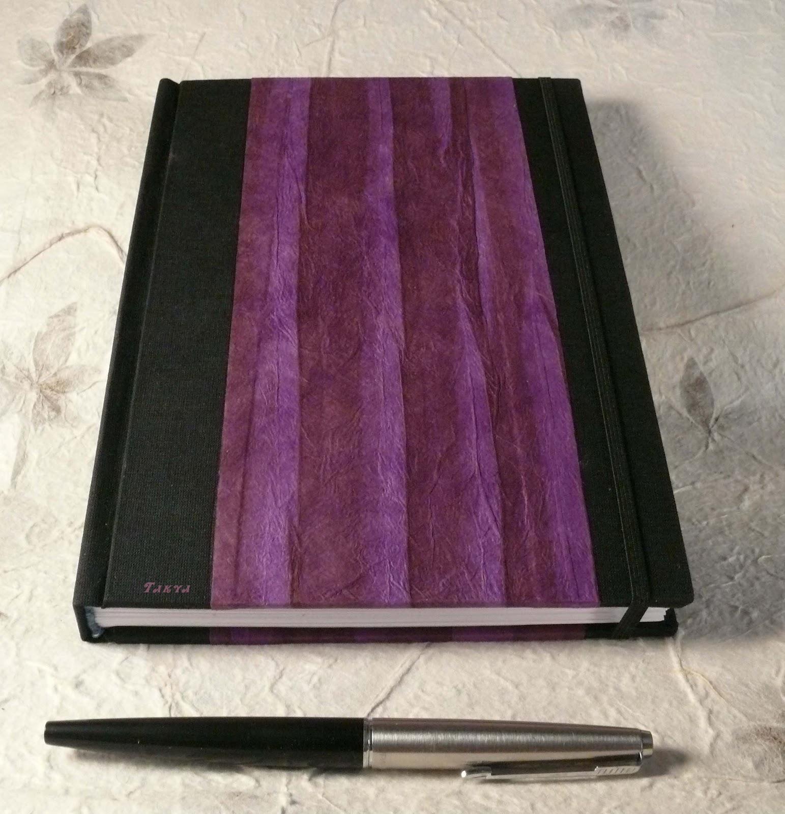 Quaderno nero e viola Quad+2012+2_B_firma