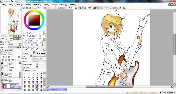 Paint tool sai full version cracked download neonprestige for Paint tool sai free full version
